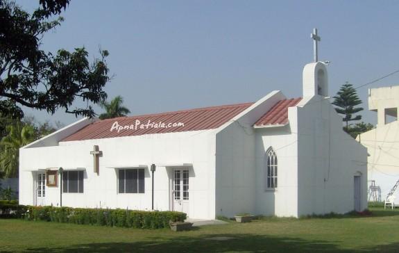church-baradari-patiala