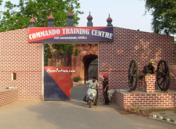 fort-bahadurgarh-patiala