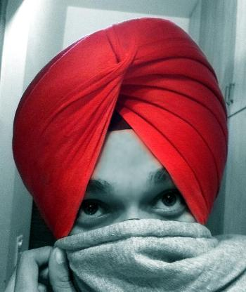 Patiala Shahi Turban