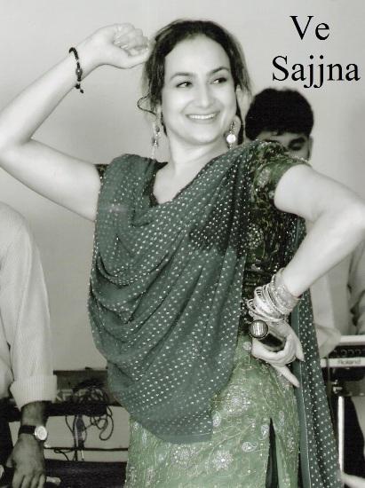 Singer Satwinder Bitti