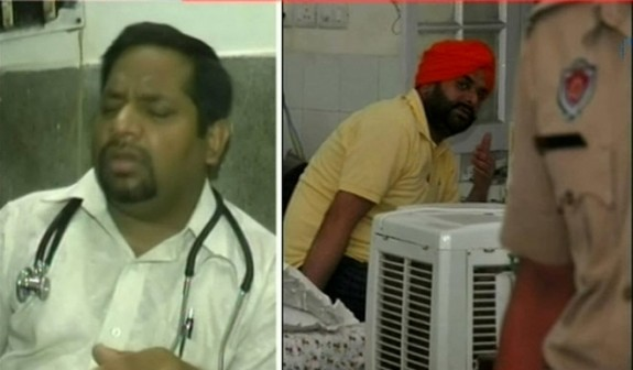 Other Patients Are Kept Waiting While The Criminals Are Getting VIP Treatment In Patiala